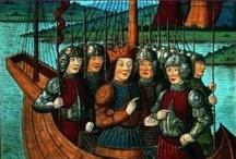 Les Légendes Arthuriennes / Ce tableau est en construction ...  www.grand-cercle-celtique.com