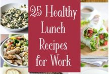 recipes for lunch