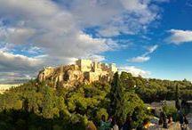 Athènes / Découvrez les merveilles d'Athènes à travers nos superbes photographies et les articles du blog !
