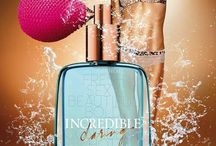 Adriana Lima - Incredible Daring Perfume Campaign