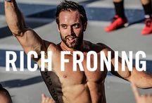 CrossFit atleten / In dit bord zullen wij artikelen delen over CrossFit atleten.