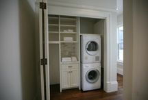 Laundry Area / by Ann Roe