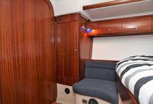 Bavaria 49-3 luxurious sailing yacht