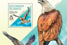 New stamps issue released by STAMPERIJA | No. 341 / SOLOMON ISLANDS 22 11 2013 - Code: SLM13701a-SLM13709b