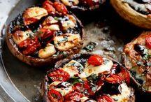 mushrooms etc