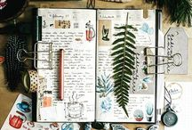 Journaling / Creative inspiration for crafting and writing beautiful journals.