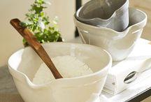 cuisine - bols à mélanger