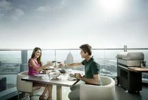 Dubai / Vier Pelletgrills kommen ab sofort im JW Marriott Marquis Dubai zum Einsatz und wird im höchsten Hotelgebäude der Welt von Spitzenköchen genutzt.