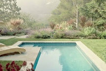 Outdoor Spaces / by Hannah Thomas