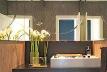 Banheiros e Lavabos
