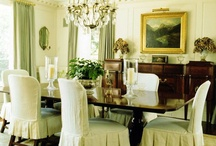 Dining Rooms / by Pat Howe