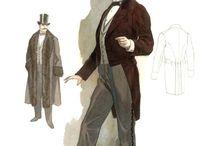 costume designer sketches