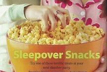 Adult Sleepover