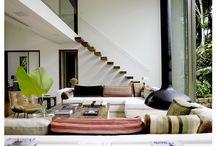 Interior: Staircase / .