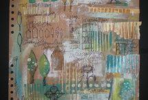ARTist Luv~ Michelle Ward / by Kathie Gadd