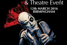 The Media Makeup & Theatre Event / Event