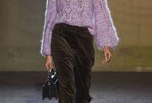KNITWEAR: Hand Knit