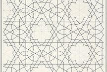 patrones geometricos