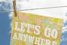 travel stuffs. / pomysły, sztuczki, cuda na kiju z różnych dróg po świecie.