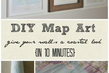 Map Love / by Glory Designs