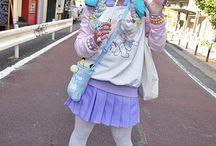 More Japanese Fashion