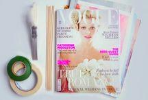 genialidades con revistas