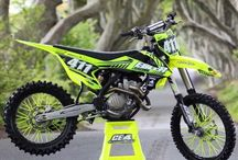 MEAN MOTOCROSS BIKES