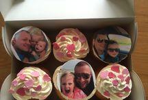 Vaderdag cupcakes