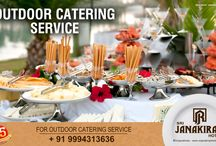 Outdoor Catering Service / We Srijanakiram Hotels explore all avenues of Catering Services to serve our guests. For details contact : +91 9994313636