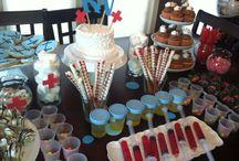 Enfermera fiesta