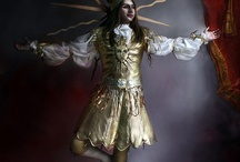 Costume Interpretation / by Nikola Eftimov