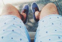 Men's Fashion • Summer