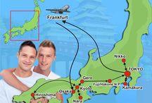 Gay Reisen Japan / Gay Reisen Japan
