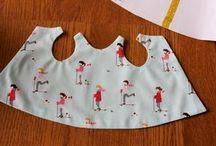 baby raspberry sew knit