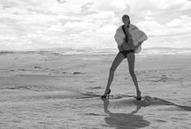 My fashion / Fotografías realizadas por Javier Aranburu durante diferentes sesiones de moda a lo largo de su carrera