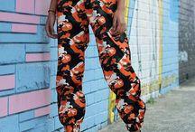 Am I gonna order orange camo pants?