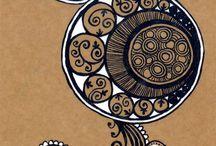 Draw designs die ik nooit kan namaken want ik kan niet teken