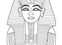 рисунок Египит