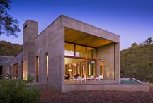 Rammed Earth Houses