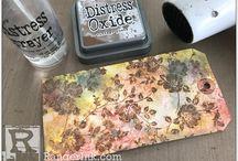 Distress Oxide Delights
