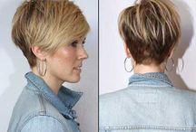 Short Hair / Short Hair Styles for Women