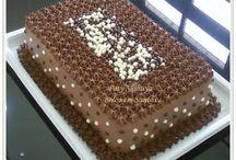 Decoração de torta