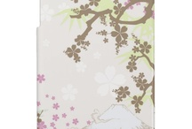iPad Japanese style cases
