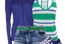 Dámské outfity