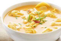 Soups / by Tanya Matis Delrose