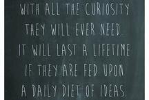 Homeschool thoughts