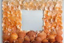 Conchiglie e vetro di mare