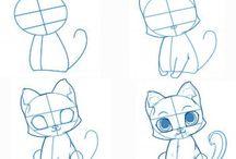 Dessin / Apprendre à dessiner