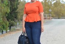 Curvy Girl Style / by Donna Adams Broom