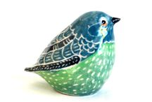 ceramic oiseaux bird / by Cecile Attia